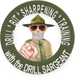 Logo - Drill Bit Sharpening Training with the Drill Sargeant